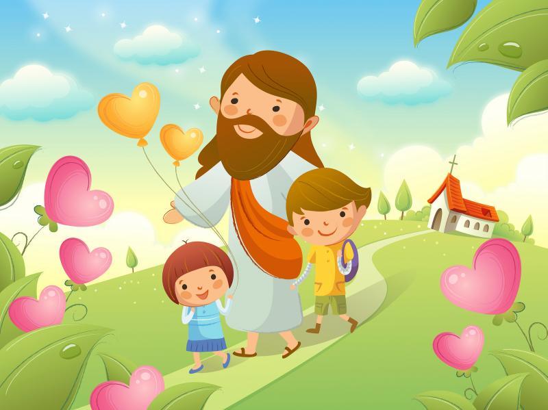 BIBLIA INTERACTIVA PARA NIÑOS/AS (2/2)