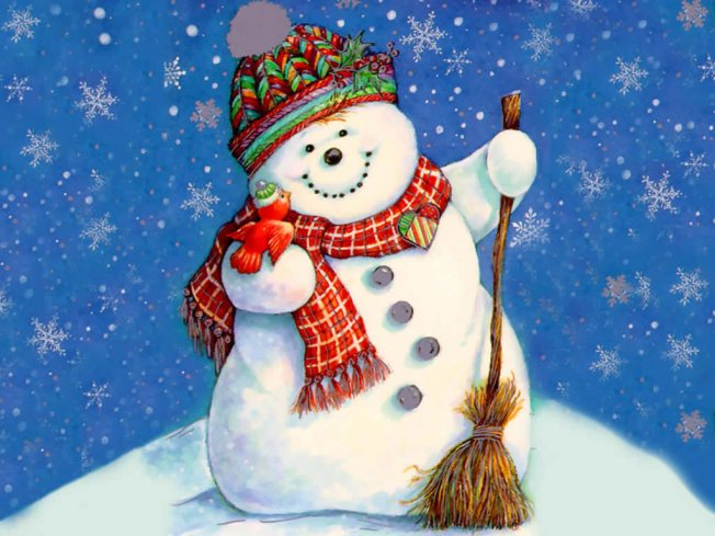 Snowman_-_Merry_Christmas