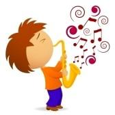9213977-ilustracion-vectorial-saxofonista-de-dibujos-animados-con-nota-de-musica-abstracta