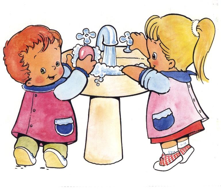 Baños Kinder Medidas:El lavado de manos es una de las medidas de higiene mas sencillas de