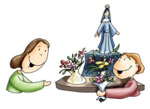 con-flores-a-Maria