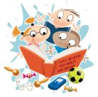 books_-_kids_reading_cartoon