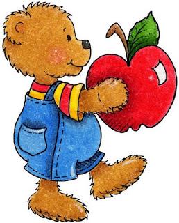 Teddy Bear Apple02