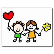 ninos_felices_del_amante_con_el_globo_de_la_forma_tarjeta_postal-recd525ce9264454fa62cabde666b11cc_vgbaq_8byvr_512